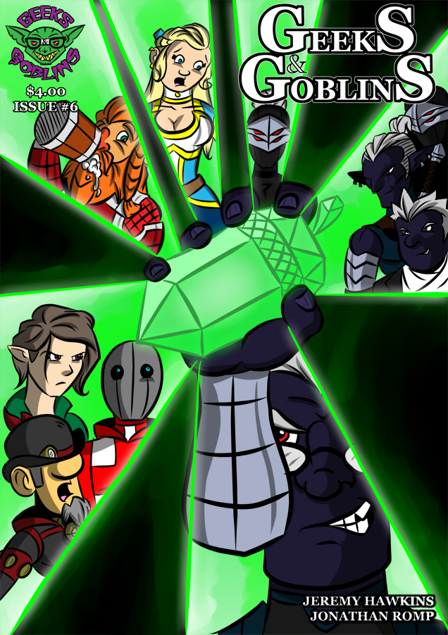 Issue 6 : Cover Page