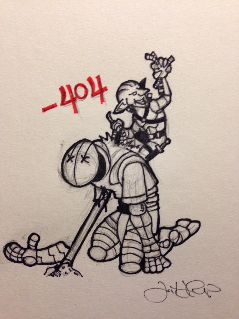 OOPS! 404 Error!