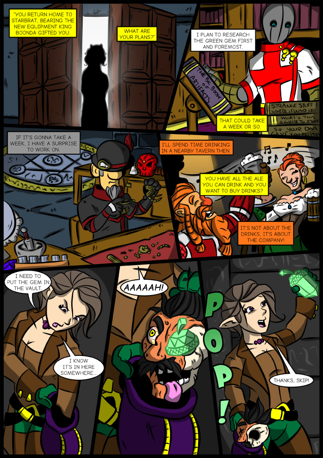 Issue 7 : Page 1