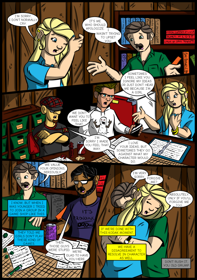 Issue 7 : Page 9