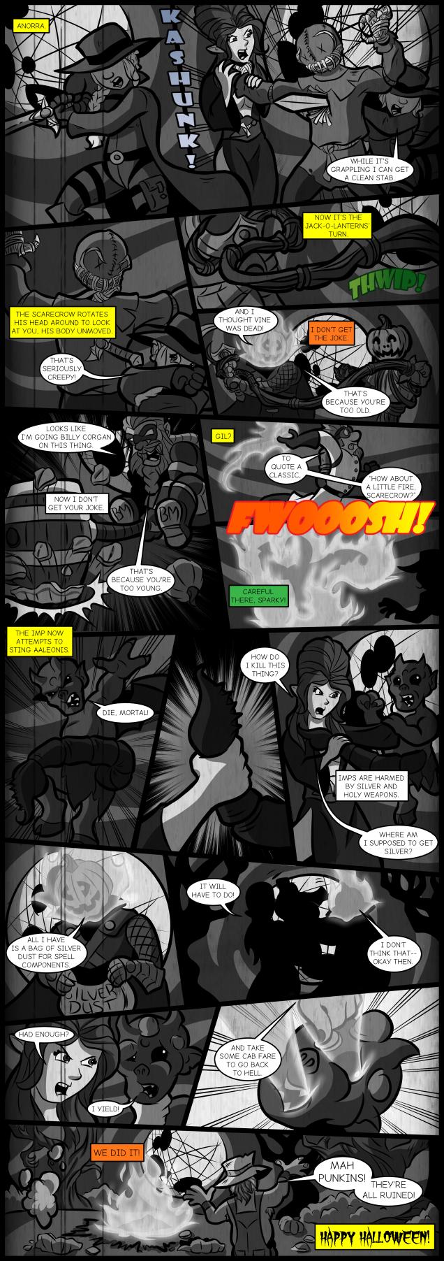 Halloween 2017 Special – Part 2