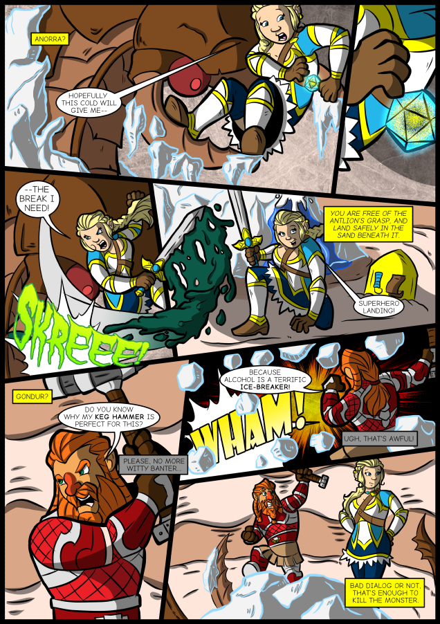 Issue 8 : Page 16