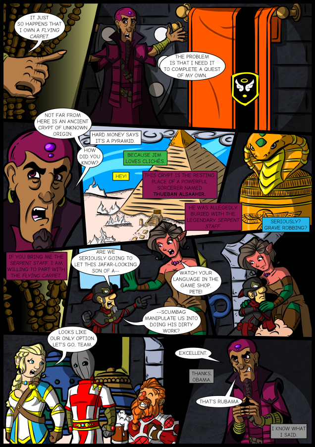 Issue 9 : Page 4