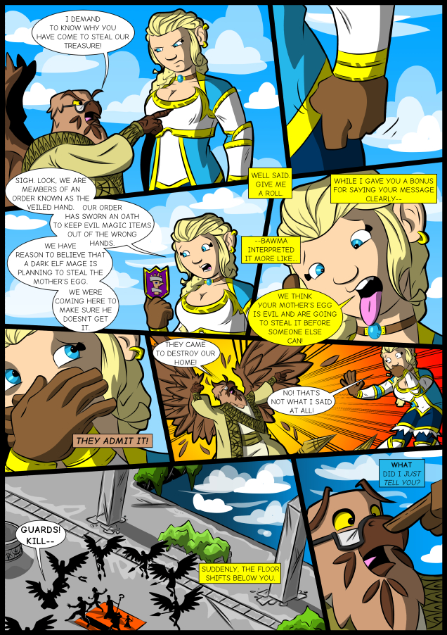Chapter Three: Issue 10 – Page 5