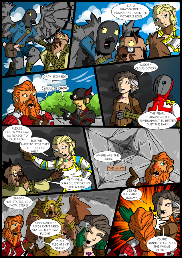 Chapter Three: Issue 10 – Page 6