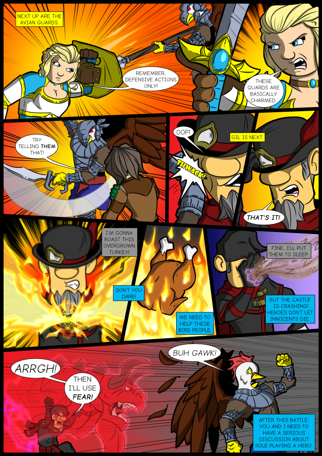 Chapter Three: Issue 10 – Page 11