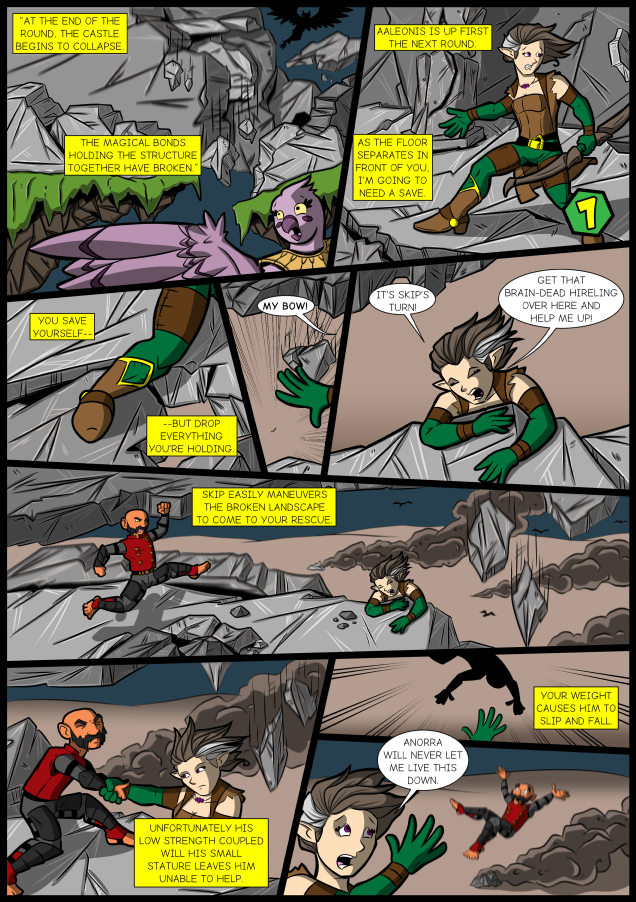 Chapter Three: Issue 10 – Page 13