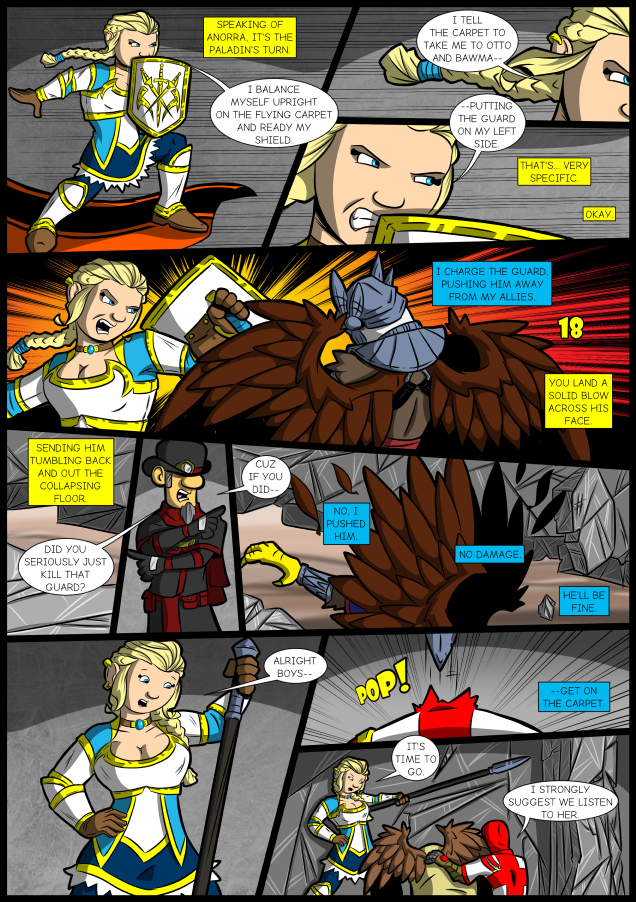 Chapter Three: Issue 10 – Page 14