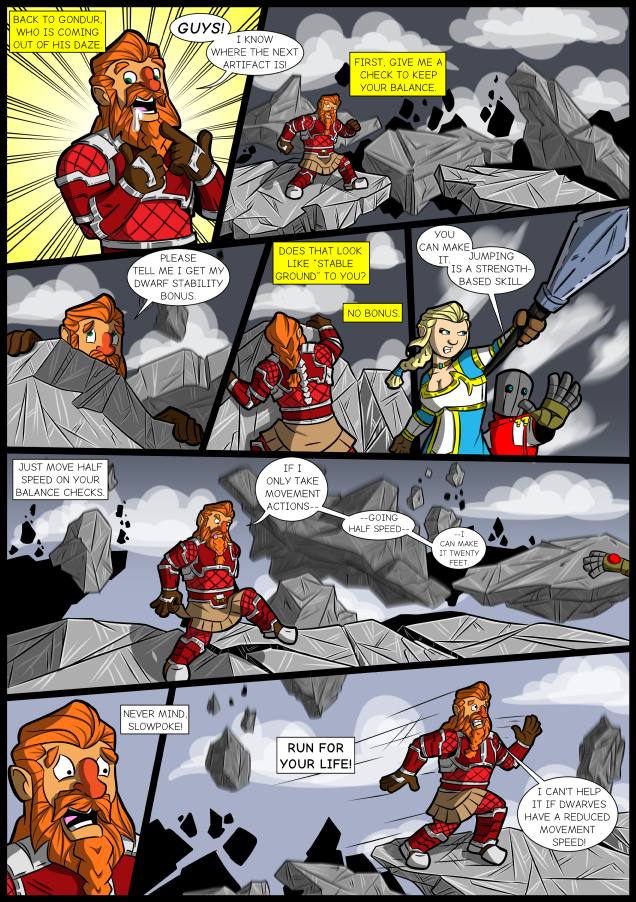 Chapter Three: Issue 10 – Page 15