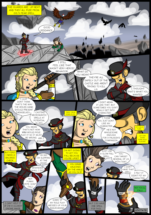 Chapter Three: Issue 10 – Page 16