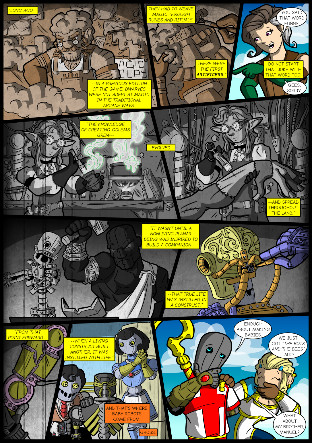 Chapter Four: Issue 11 – Page 07