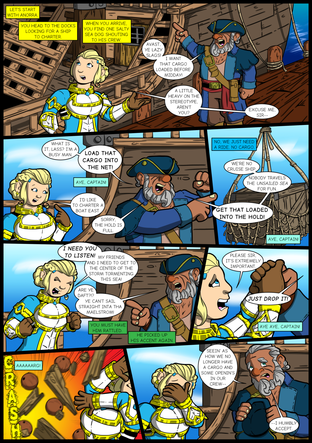 Chapter Four: Issue 11 – Page 12