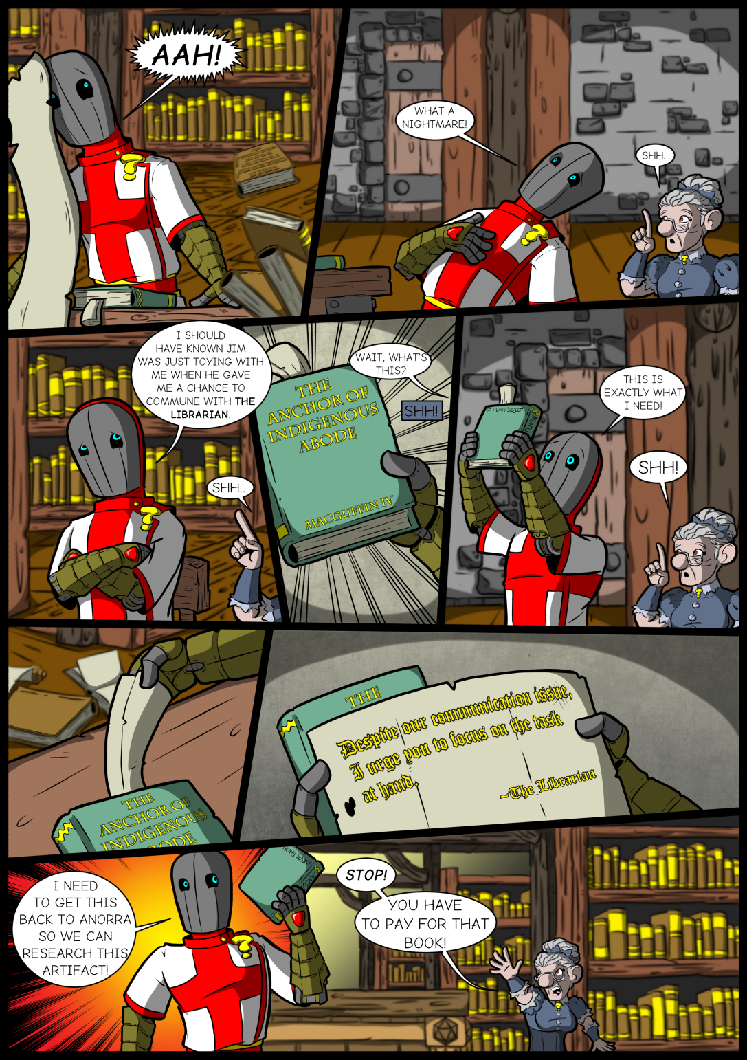 Chapter Four: Issue 11 – Page 16