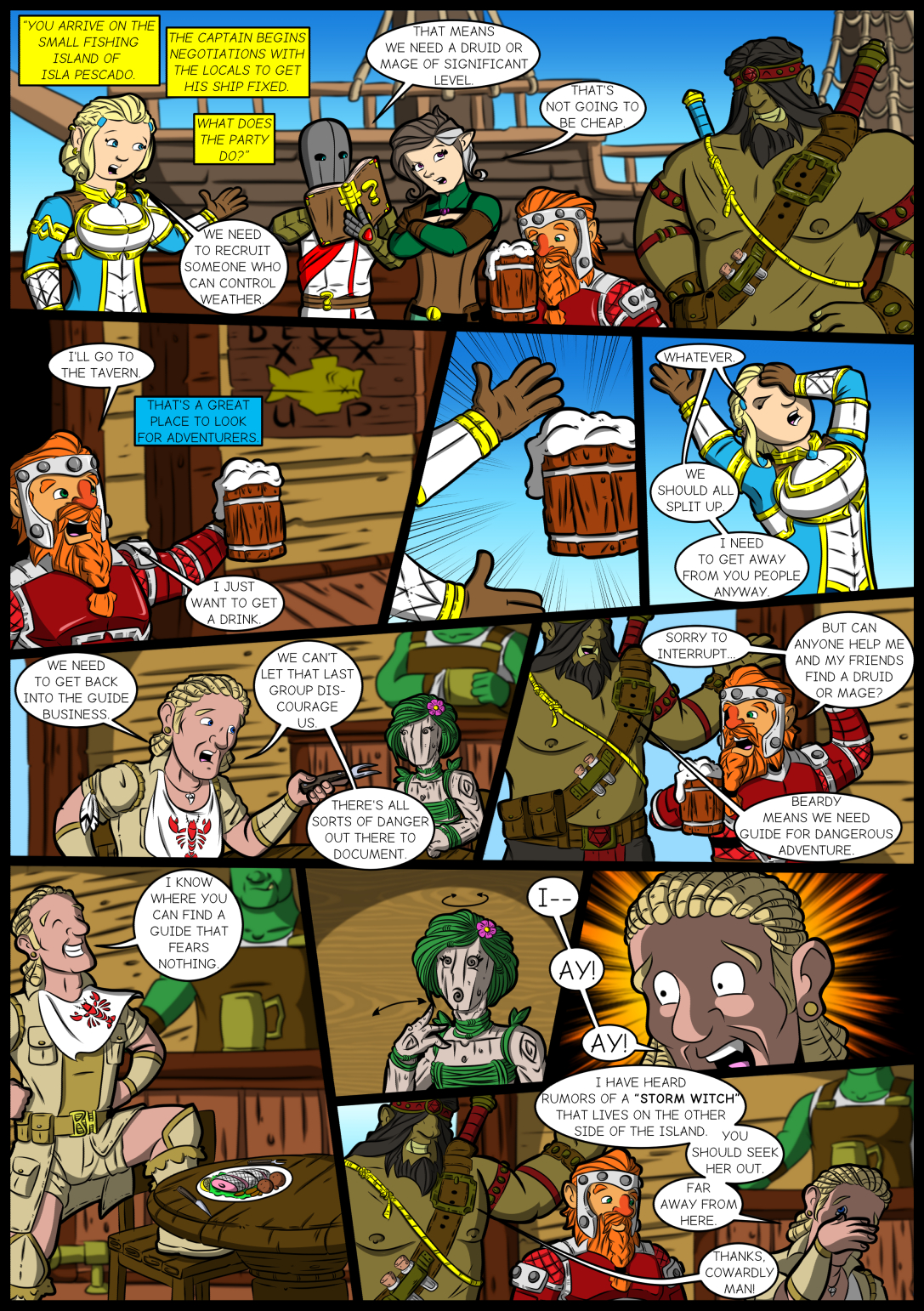 Chapter Four: Issue 12 – Page 09