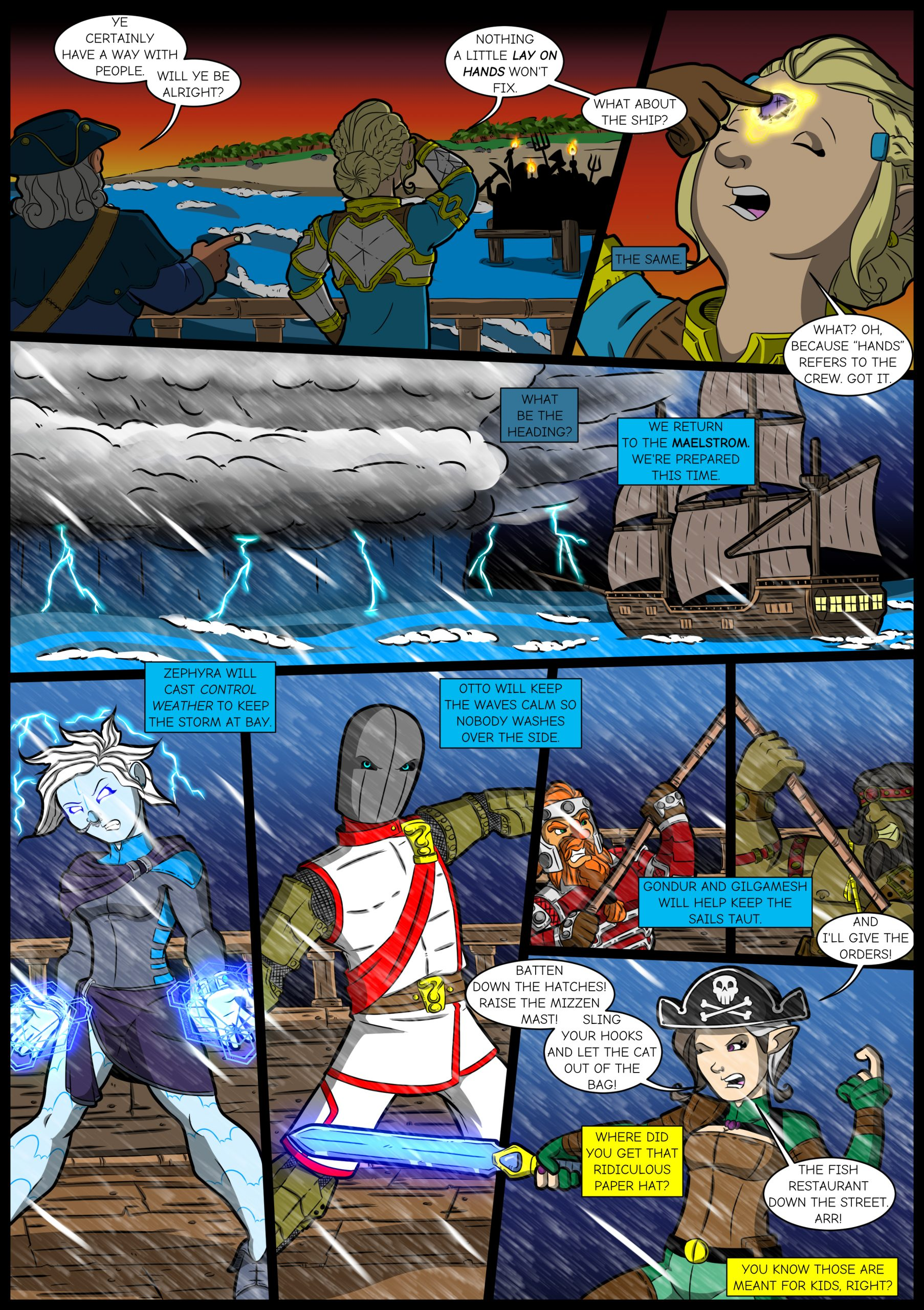 Chapter Four: Issue 12 – Page 15