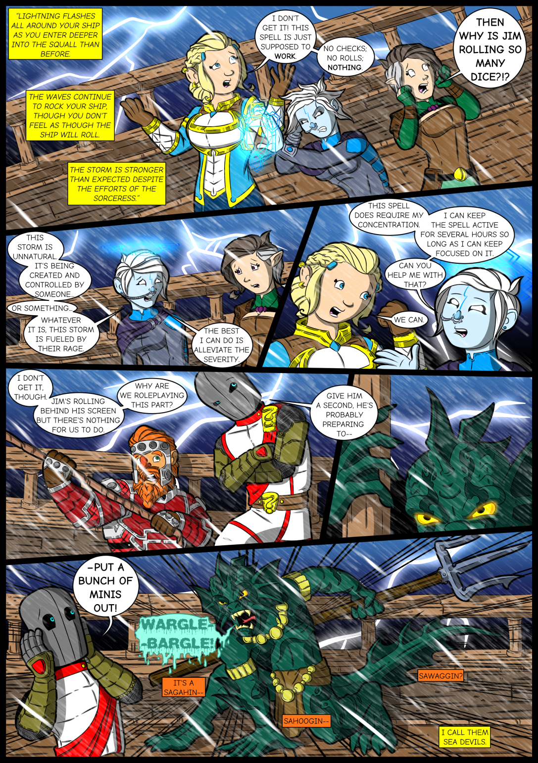Chapter Four: Issue 12 – Page 16