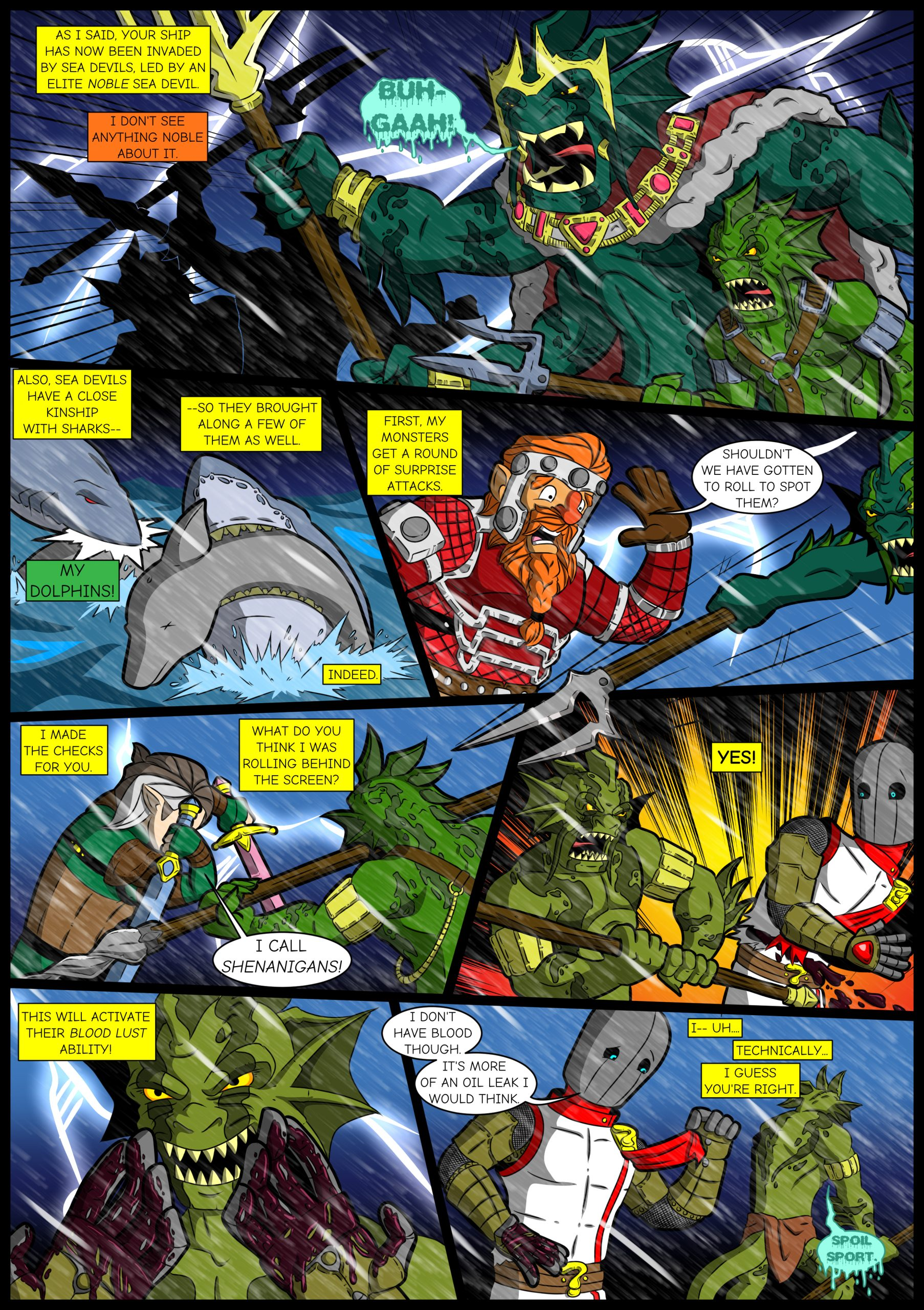 Chapter Four: Issue 12 – Page 17