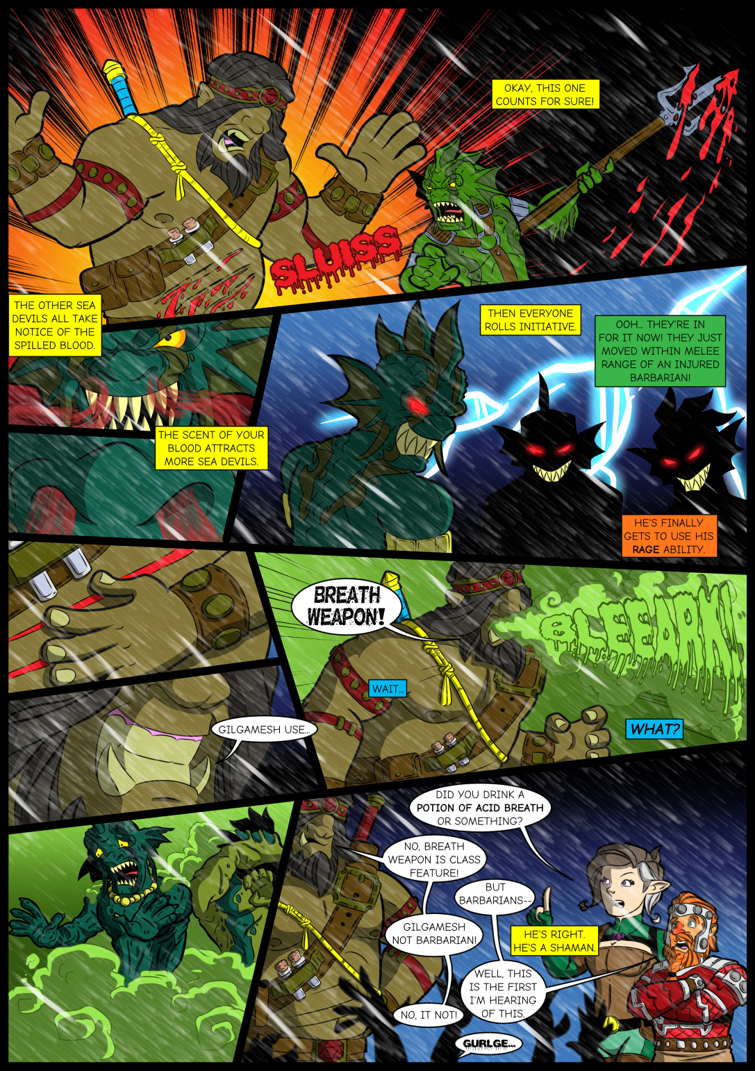 Chapter Four: Issue 12 – Page 18