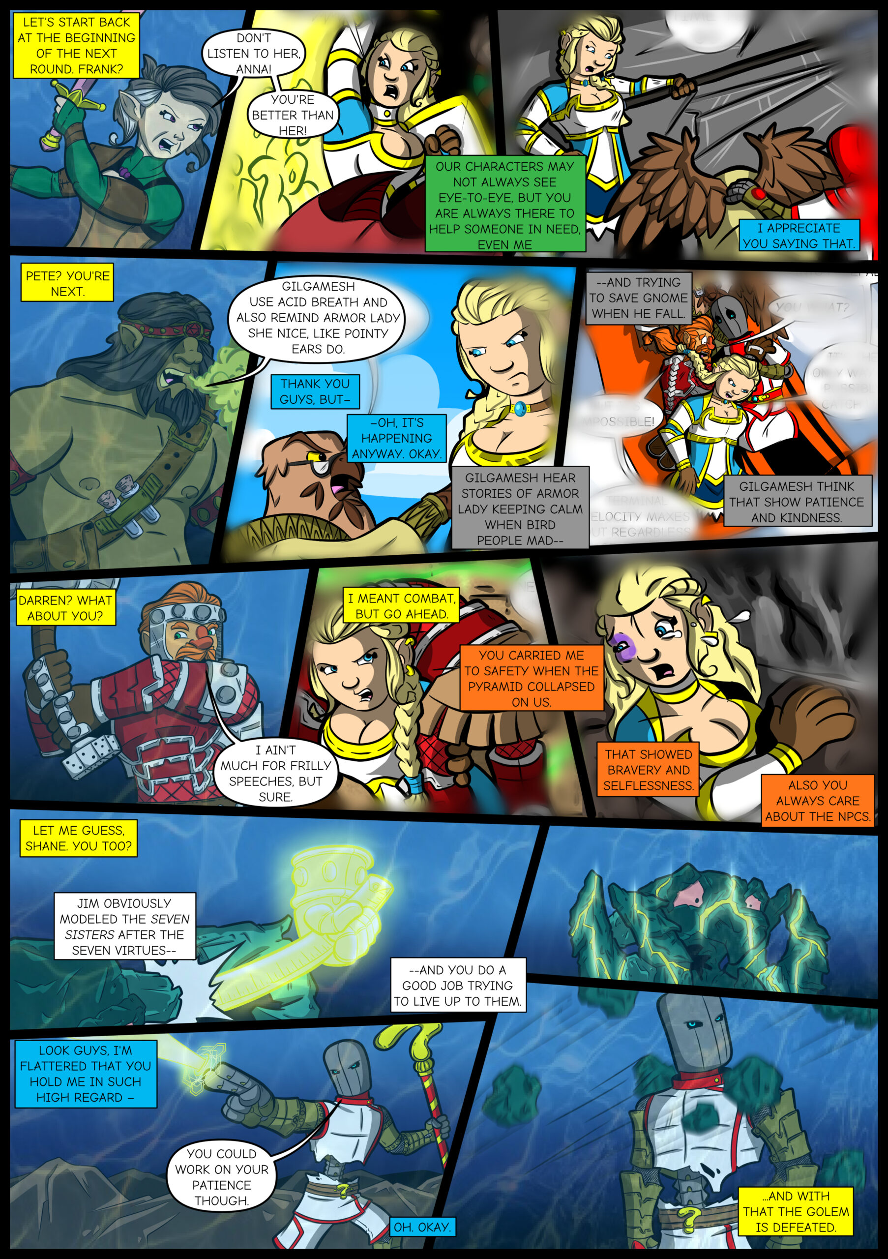 Chapter Four: Issue 13 – Page 13