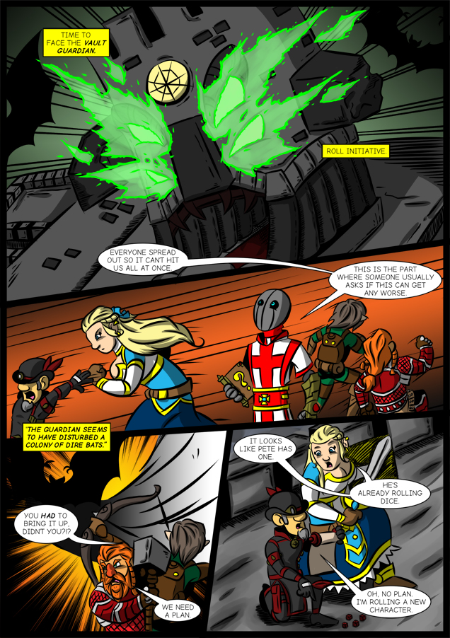 Issue 5 : Page 1