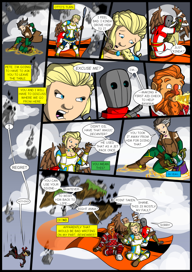 Chapter Three: Issue 10 – Page 17