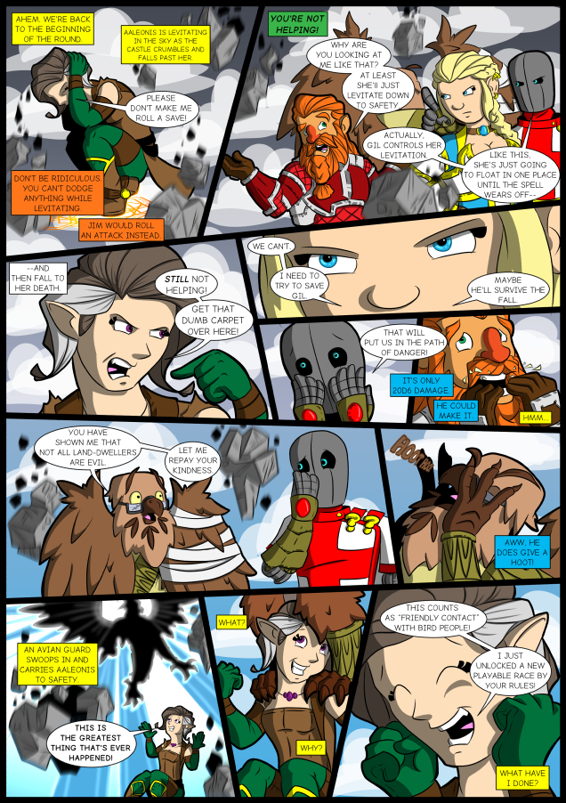 Chapter Three: Issue 10 – Page 18