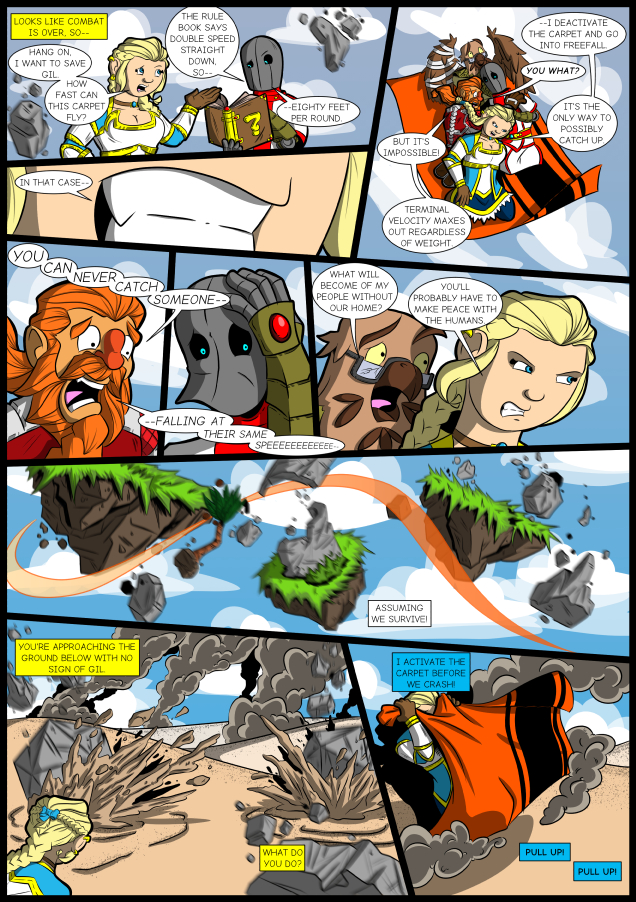 Chapter Three: Issue 10 – Page 19