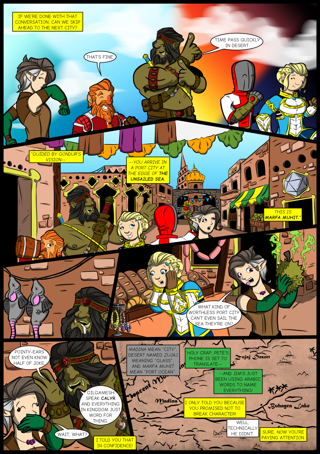 Chapter Four: Issue 11 – Page 10