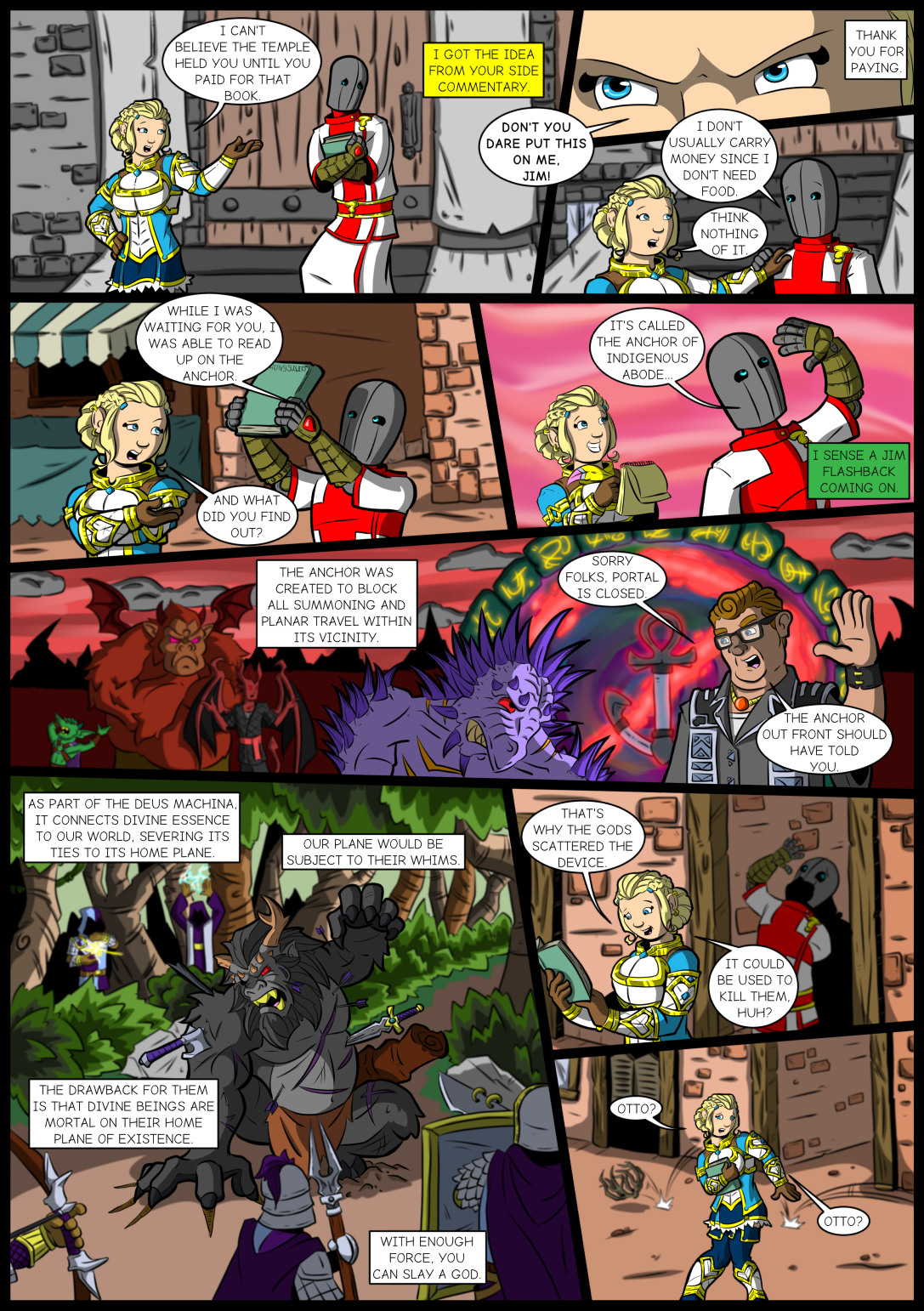 Chapter Four: Issue 11 – Page 19
