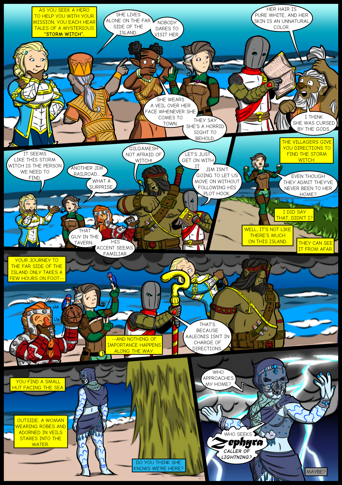 Chapter Four: Issue 12 – Page 10