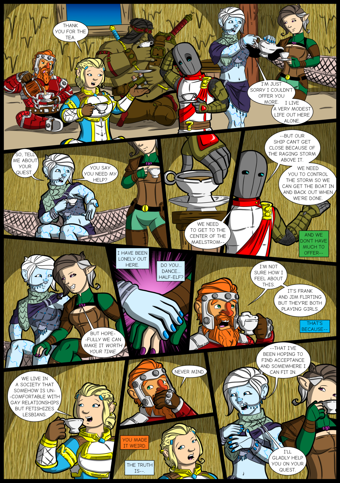 Chapter Four: Issue 12 – Page 12