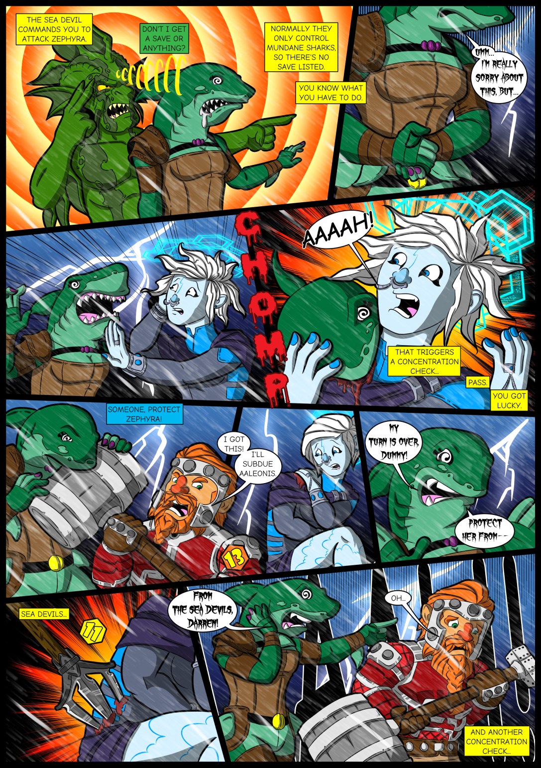 Chapter Four: Issue 12 – Page 20