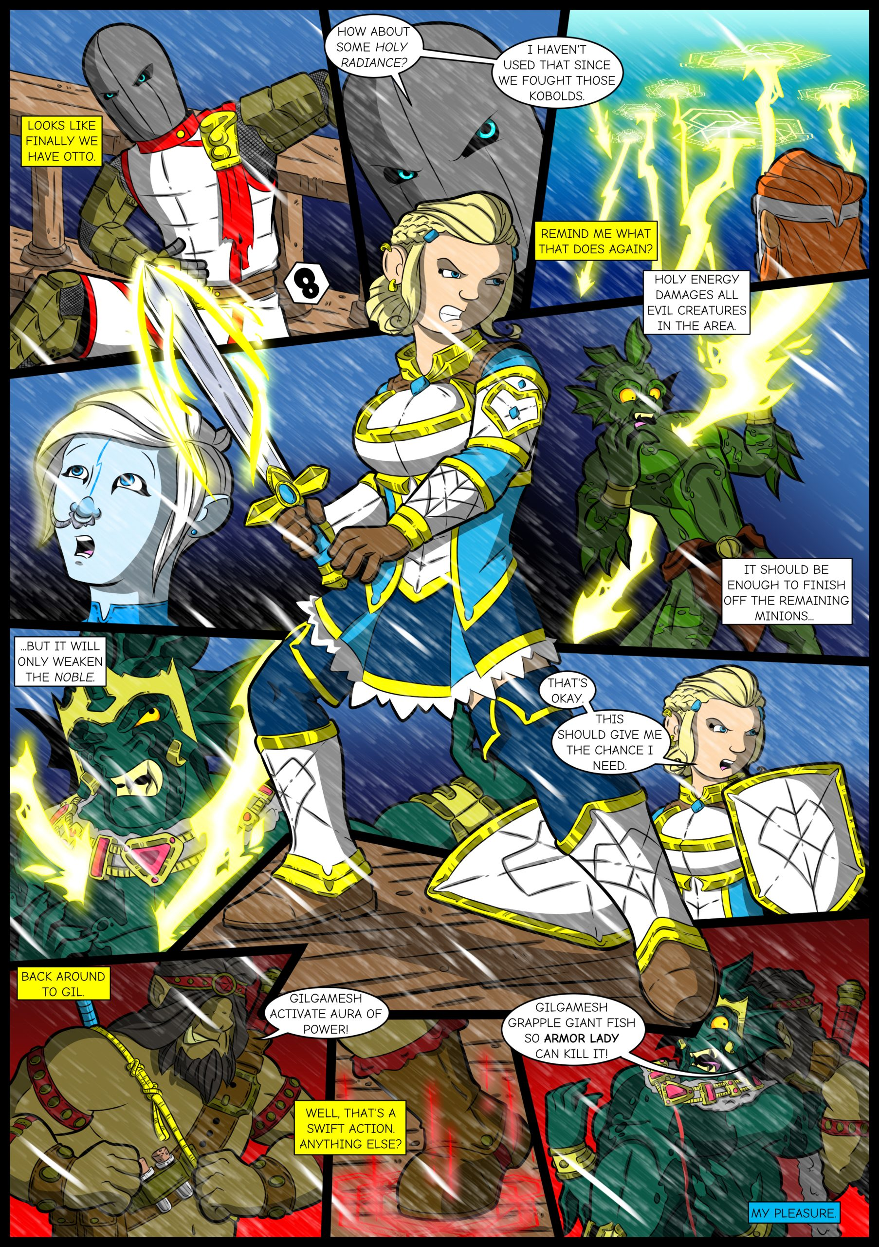 Chapter Four: Issue 12 – Page 21