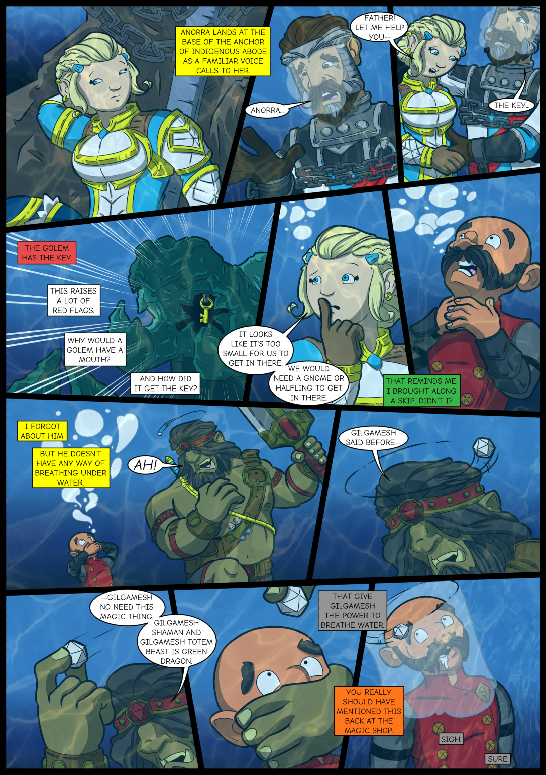 Chapter Four: Issue 13 – Page 06