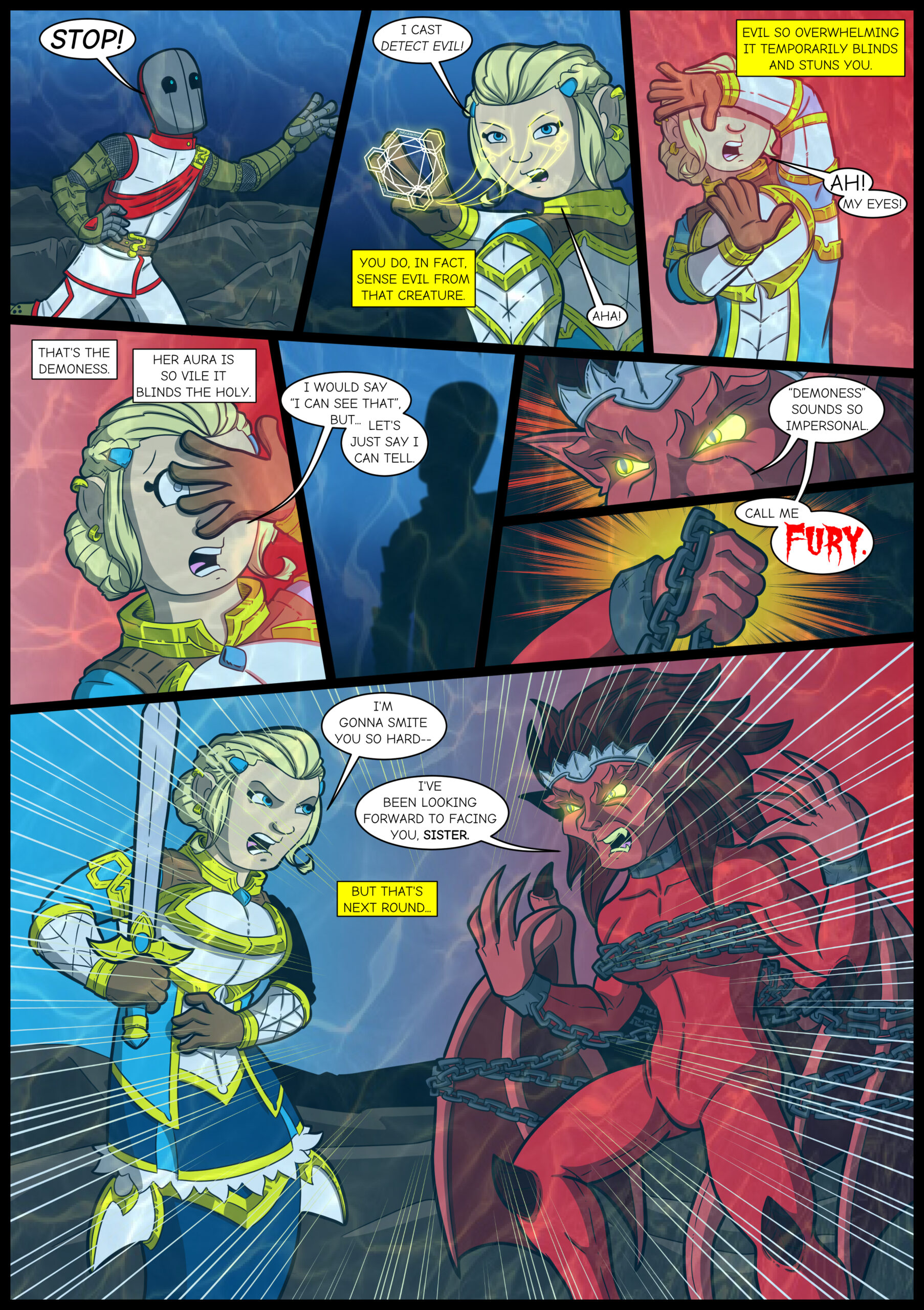 Chapter Four: Issue 13 – Page 09