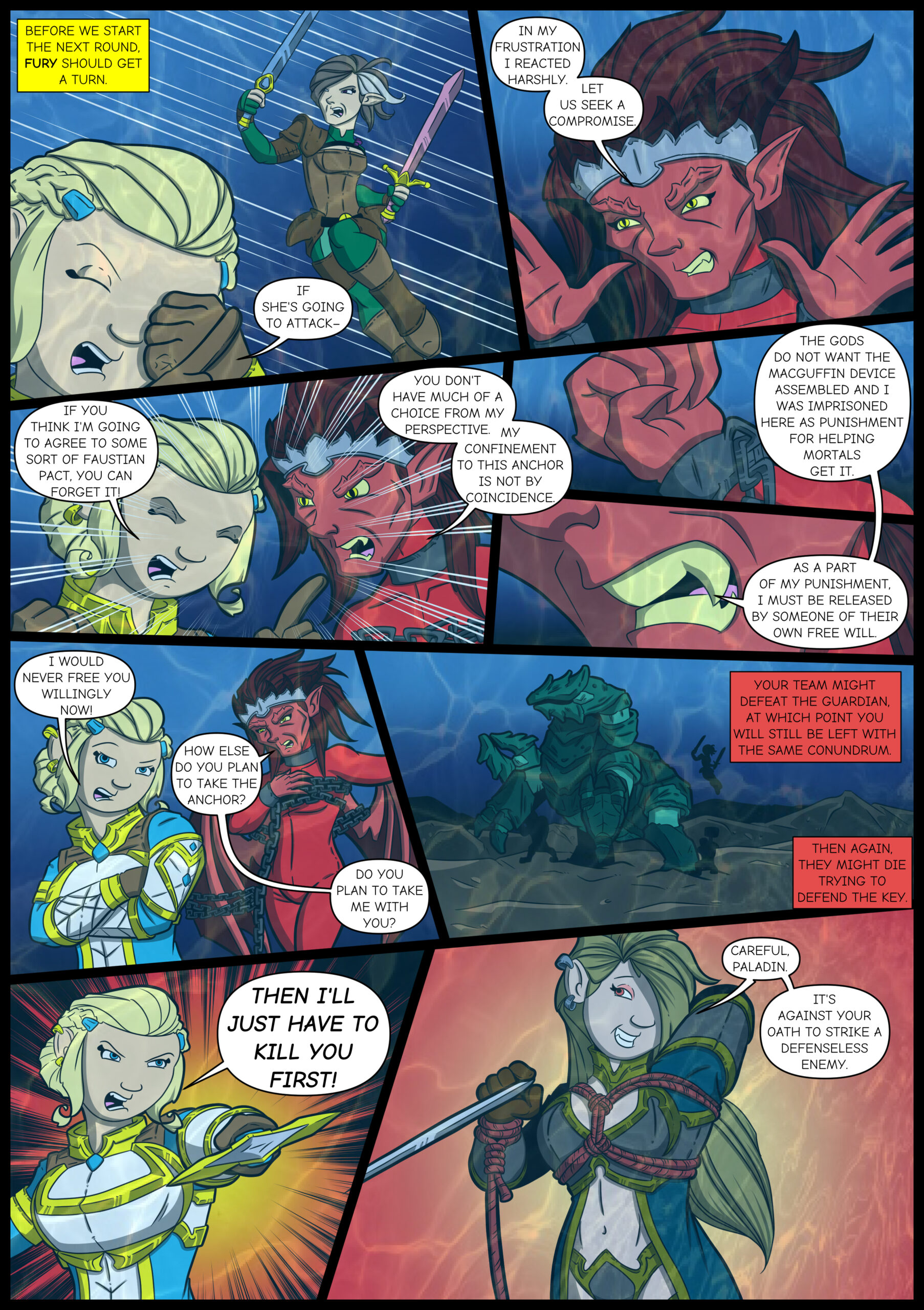 Chapter Four: Issue 13 – Page 11