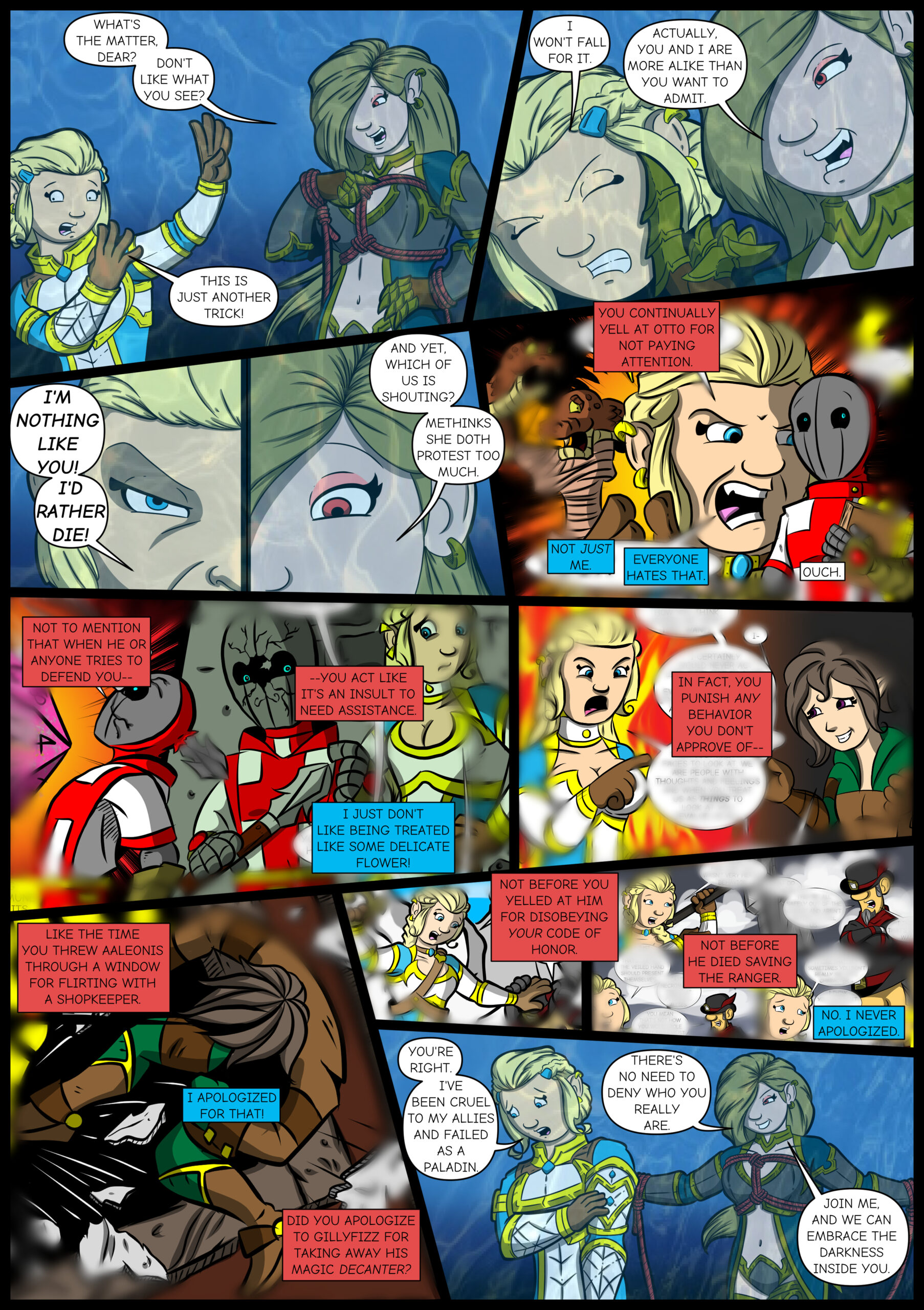 Chapter Four: Issue 13 – Page 12