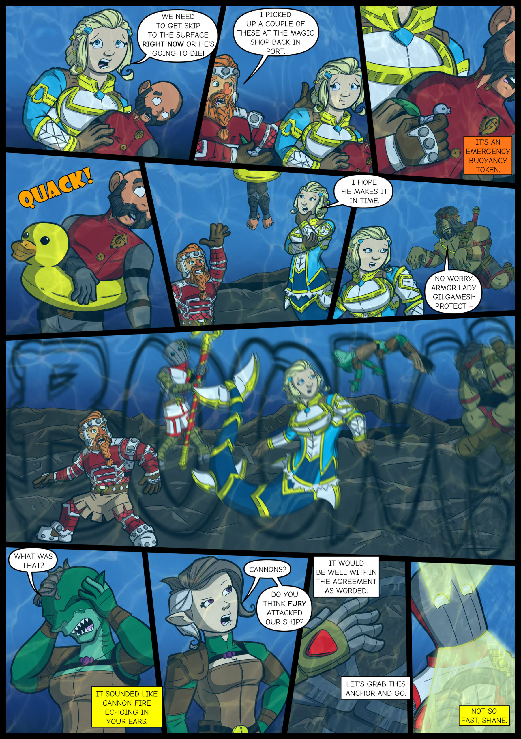 Chapter Four: Issue 13 – Page 19