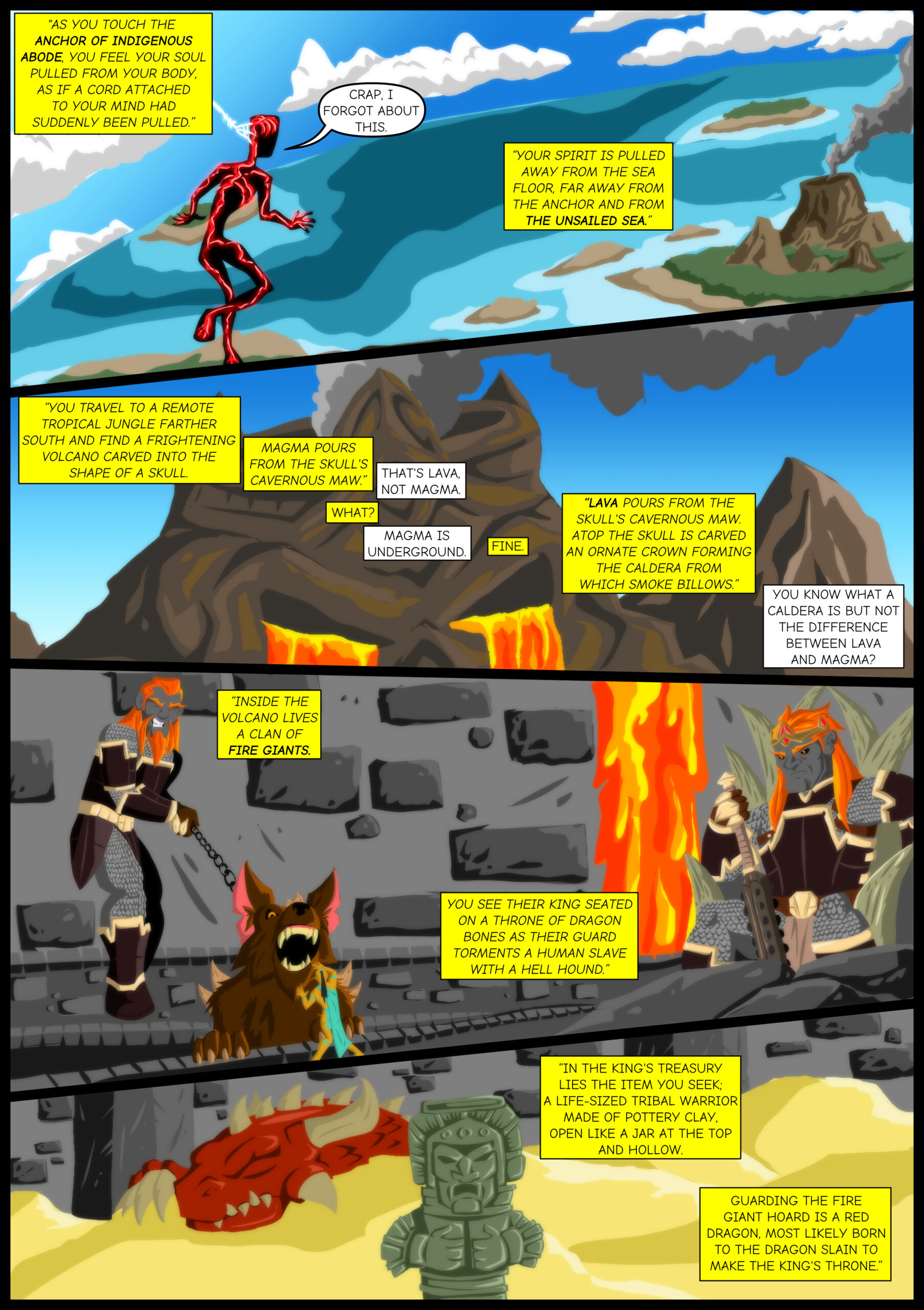 Chapter Four: Issue 13 – Page 20