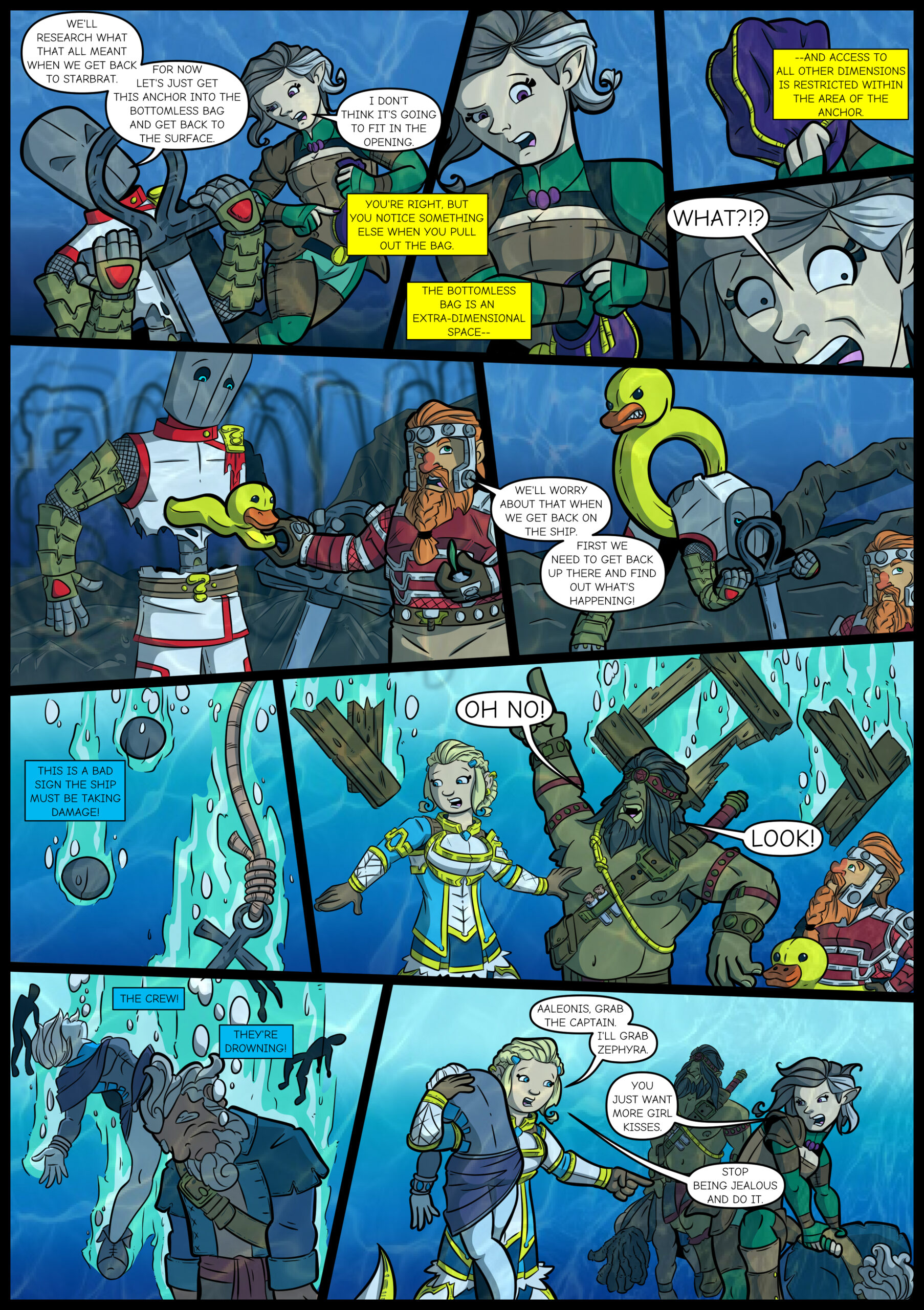 Chapter Four: Issue 13 – Page 21