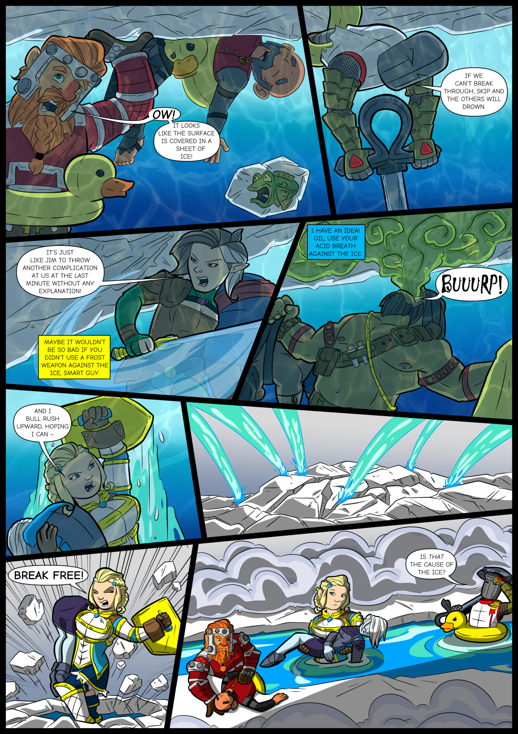 Chapter Four: Issue 13 – Page 22