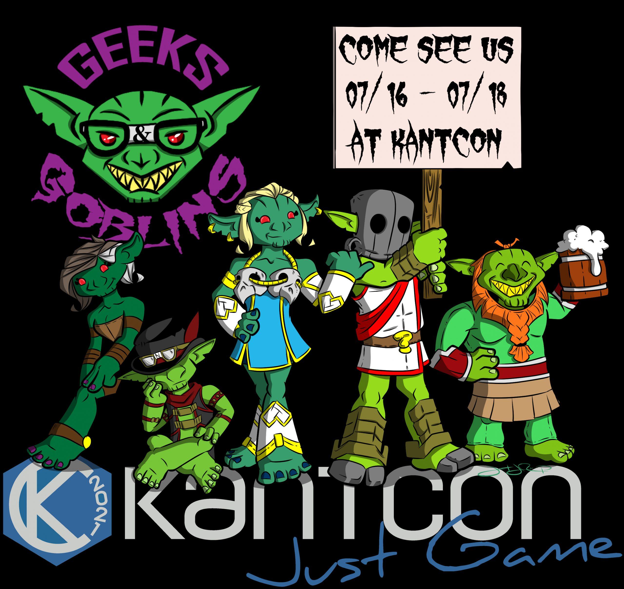 ONE OFFS: KANTCON 2021